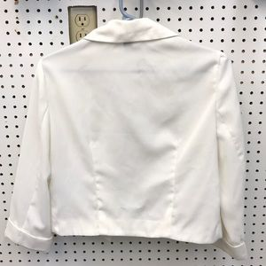 Poetry Jackets & Coats - Poetry Large white jacket
